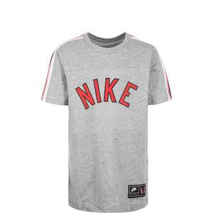 on sale ec72f 74060 Sportswear Air T-Shirt Kinder, grau   schwarz, zoom bei OUTFITTER Online   WEEKENDDEAL. Nike Sportswear