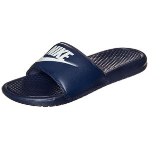 Benassi Just Do It Badesandale Herren, Blau, zoom bei OUTFITTER Online