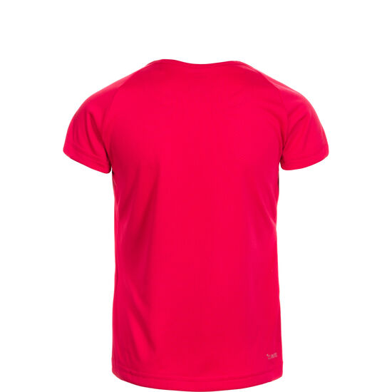 Cool Trainingsshirt Kinder, rot, zoom bei OUTFITTER Online