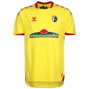 SC Freiburg Trikot 3rd 2020/2021 Herren, gelb / rot, zoom bei OUTFITTER Online