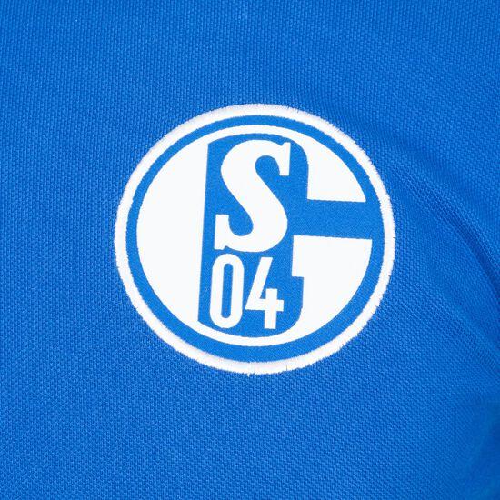 FC Schalke 04 Tipped Poloshirt Herren, blau, zoom bei OUTFITTER Online
