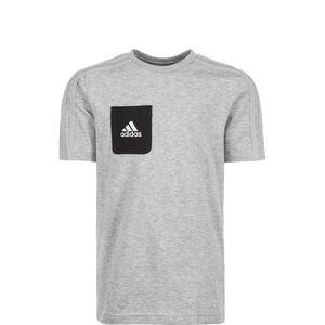 Tiro 17 T-Shirt Kinder, grau / schwarz, zoom bei OUTFITTER Online