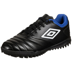 Tocco Club TF Fußballschuh Herren, schwarz / blau, zoom bei OUTFITTER Online