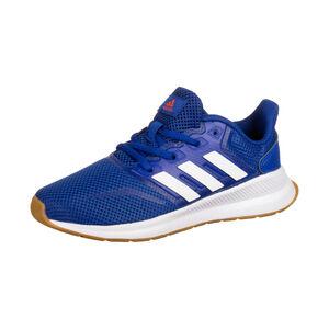 Runfalcon Laufschuh Kinder, blau / weiß, zoom bei OUTFITTER Online