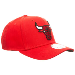 9FIFTY NBA Chicago Bulls Team Stretch Snapback Cap, rot / weiß, zoom bei OUTFITTER Online