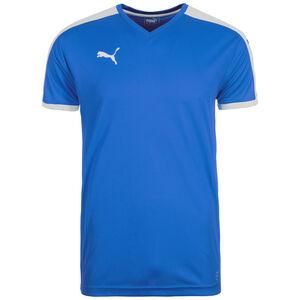 Pitch Fußballtrikot Herren, blau / weiß, zoom bei OUTFITTER Online