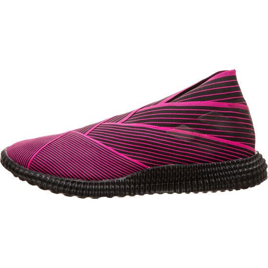 Nemeziz 19.1 Trainers Street Sneaker Herren, schwarz / pink, zoom bei OUTFITTER Online