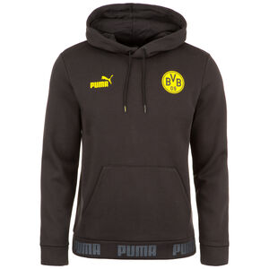 Borussia Dortmund FtblCulture Kapuzenpullover Herren, schwarz, zoom bei OUTFITTER Online