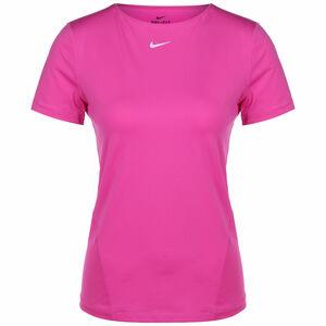 Pro All Over Mesh Trainingsshirt Damen, pink, zoom bei OUTFITTER Online