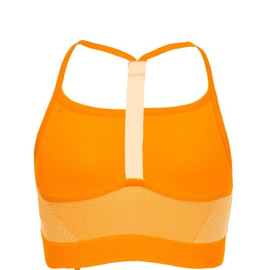 Sports Sport-BH Kinder, orange / hellgrün, zoom bei OUTFITTER Online