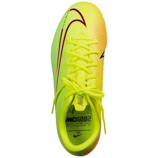 Mercurial Vapor 13 Academy MDS AG Fußballschuh Kinder, gelb / grün, zoom bei OUTFITTER Online