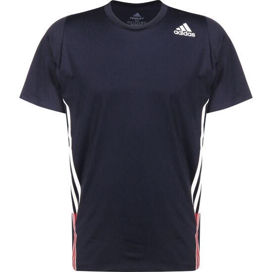 FreeLift 3-Streifen Trainingsshirt Herren, dunkelblau, zoom bei OUTFITTER Online