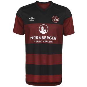 1. FC Nürnberg Trikot Home 2020/2021 Herren, rot / schwarz, zoom bei OUTFITTER Online