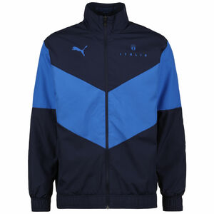 Italien Prematch Jacke Herren, dunkelblau / blau, zoom bei OUTFITTER Online