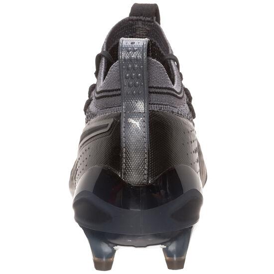 Puma ONE 1 Lth FG/AG Fußballschuh Herren, Schwarz, zoom bei OUTFITTER Online