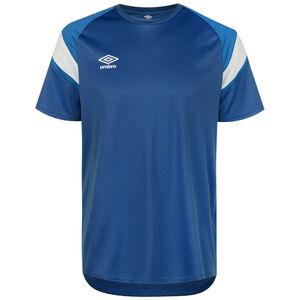 Training Jersey Trainingsshirt Herren, blau / weiß, zoom bei OUTFITTER Online