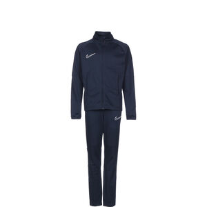 Dry Academy K2 Trainingsanzug Kinder, dunkelblau / weiß, zoom bei OUTFITTER Online