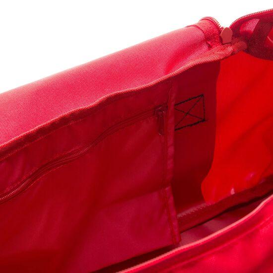 Tiro Bottom Compartment Small Fußballtasche, rot / weiß, zoom bei OUTFITTER Online