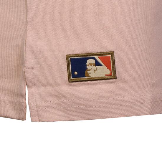 MLB Vintage Pocket Logo New York Yankees T-Shirt Herren, rosa, zoom bei OUTFITTER Online