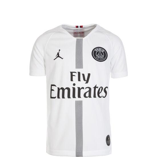 Paris St.-Germain Trikot 3rd 2018/2019 Kinder, weiß, zoom bei OUTFITTER Online