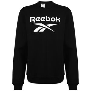 Identity Fleece Sweatshirt Herren, schwarz / weiß, zoom bei OUTFITTER Online