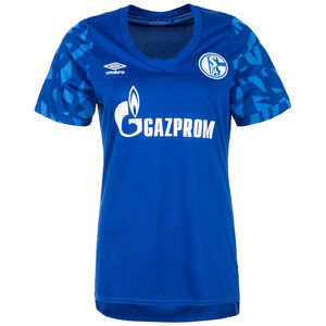 FC Schalke 04 Trikot Home 2019/2020 Damen, blau / weiß, zoom bei OUTFITTER Online