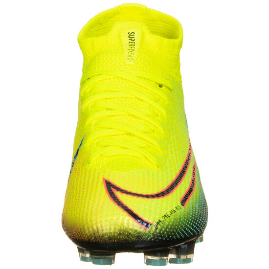 Mercurial Superfly 7 Elite MDS DF FG Fußballschuh Herren, gelb / grün, zoom bei OUTFITTER Online
