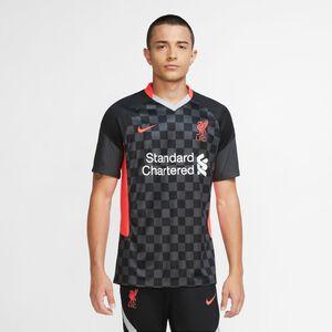 FC Liverpool Trikot 3rd Stadium 2020/2021 Herren, anthrazit / rot, zoom bei OUTFITTER Online
