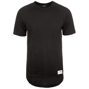 ftblNXT Casuals Graphic Trainingsshirt Herren, schwarz / grau, zoom bei OUTFITTER Online