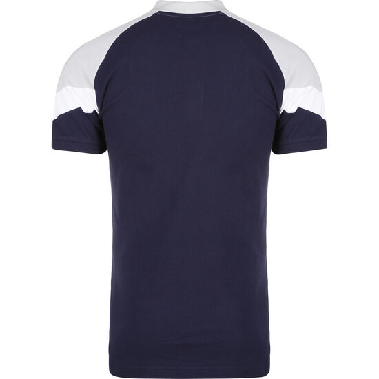 FIGC Italien Iconic MCS T-Shirt EM 2020 Herren, grau / dunkelblau, zoom bei OUTFITTER Online