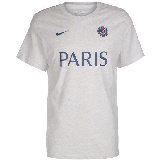 Paris St.-Germain Dry Core Match Trainingsshirt Herren, hellgrau / blau, zoom bei OUTFITTER Online
