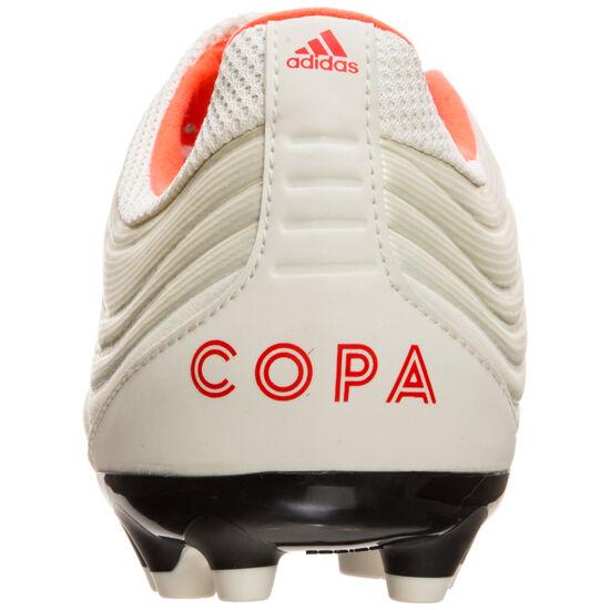 Copa 19.3 AG Fußballschuh Herren, weiß / rot, zoom bei OUTFITTER Online