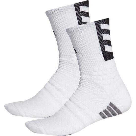 CTR365  Crew Socken Herren, weiß / schwarz, zoom bei OUTFITTER Online