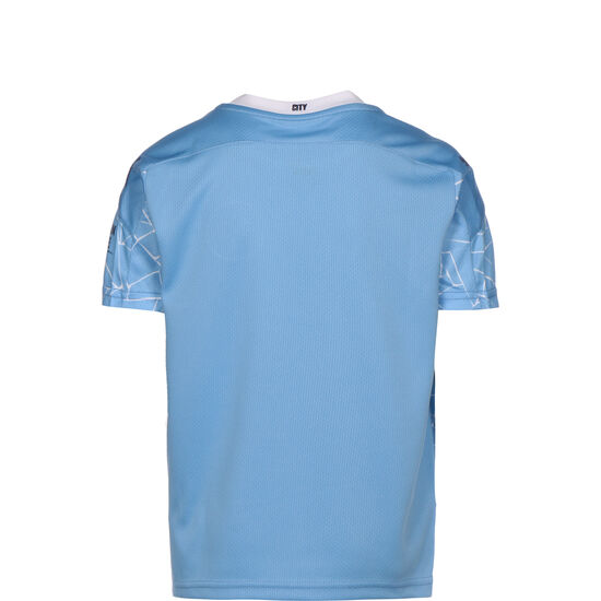 Manchester City Trikot Home 2020/2021 Kinder, hellblau / weiß, zoom bei OUTFITTER Online