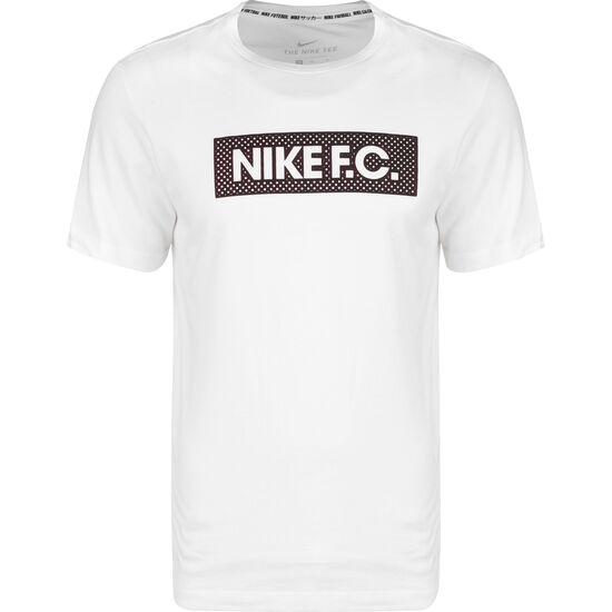 F.C. Dry Seasonal Block T-Shirt Herren, weiß, zoom bei OUTFITTER Online