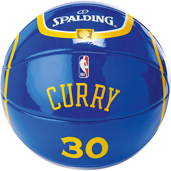 NBA Stephen Curry Mini-Basketball, , zoom bei OUTFITTER Online