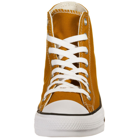 Chuck Taylor All Star Hi Sneaker, dunkelgelb, zoom bei OUTFITTER Online