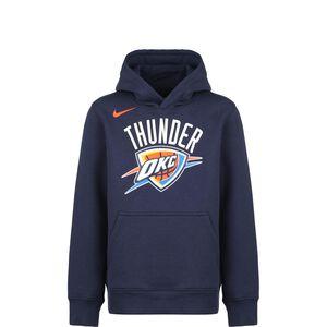 NBA Oklahoma City Thunder Kapuzenpullover Kinder, dunkelblau, zoom bei OUTFITTER Online