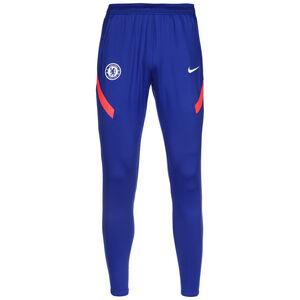 FC Chelsea Strike Trainingshose Herren, blau / weiß, zoom bei OUTFITTER Online