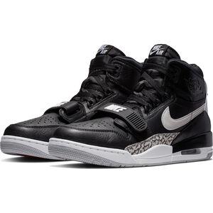 Air Jordan Legacy 312 Basketballschuh Herren, schwarz / weiß, zoom bei OUTFITTER Online