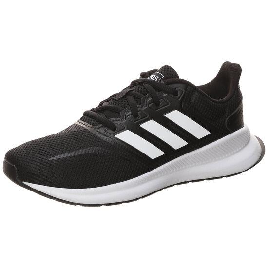 Runfalcon Laufschuh Kinder, schwarz / weiß, zoom bei OUTFITTER Online