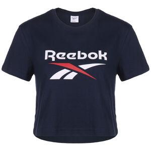 Classics Big Logo T-Shirt Damen, dunkelblau, zoom bei OUTFITTER Online