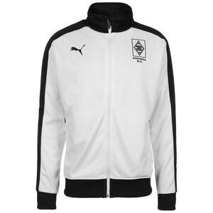 Borussia Mönchengladbach Track Jacket Herren, weiß / schwarz, zoom bei OUTFITTER Online