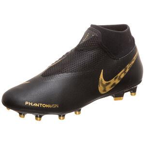 Phantom Vision Academy DF MG Fußballschuh Herren, schwarz / gold, zoom bei OUTFITTER Online