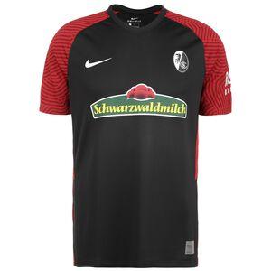 SC Freiburg Trikot Away 2021/2022 Herren, schwarz / rot, zoom bei OUTFITTER Online