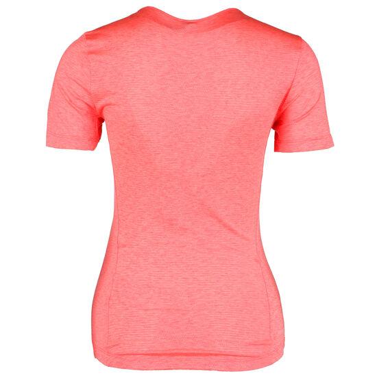 Performance Trainingsshirt Damen, pink / rosa, zoom bei OUTFITTER Online