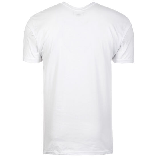 Classic T-Shirt Herren, weiß / schwarz, zoom bei OUTFITTER Online