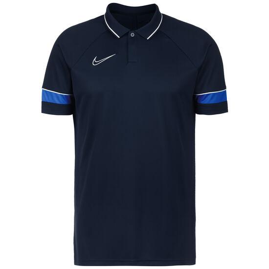 Academy 21 Dry Poloshirt Herren, dunkelblau / blau, zoom bei OUTFITTER Online