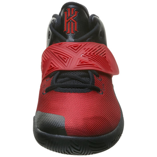 Kyrie Flytrap III Basketballschuh Herren, schwarz / rot, zoom bei OUTFITTER Online