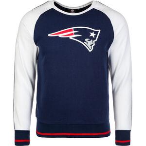 NFL New England Patriots Crew Sweatshirt Herren, Blau, zoom bei OUTFITTER Online